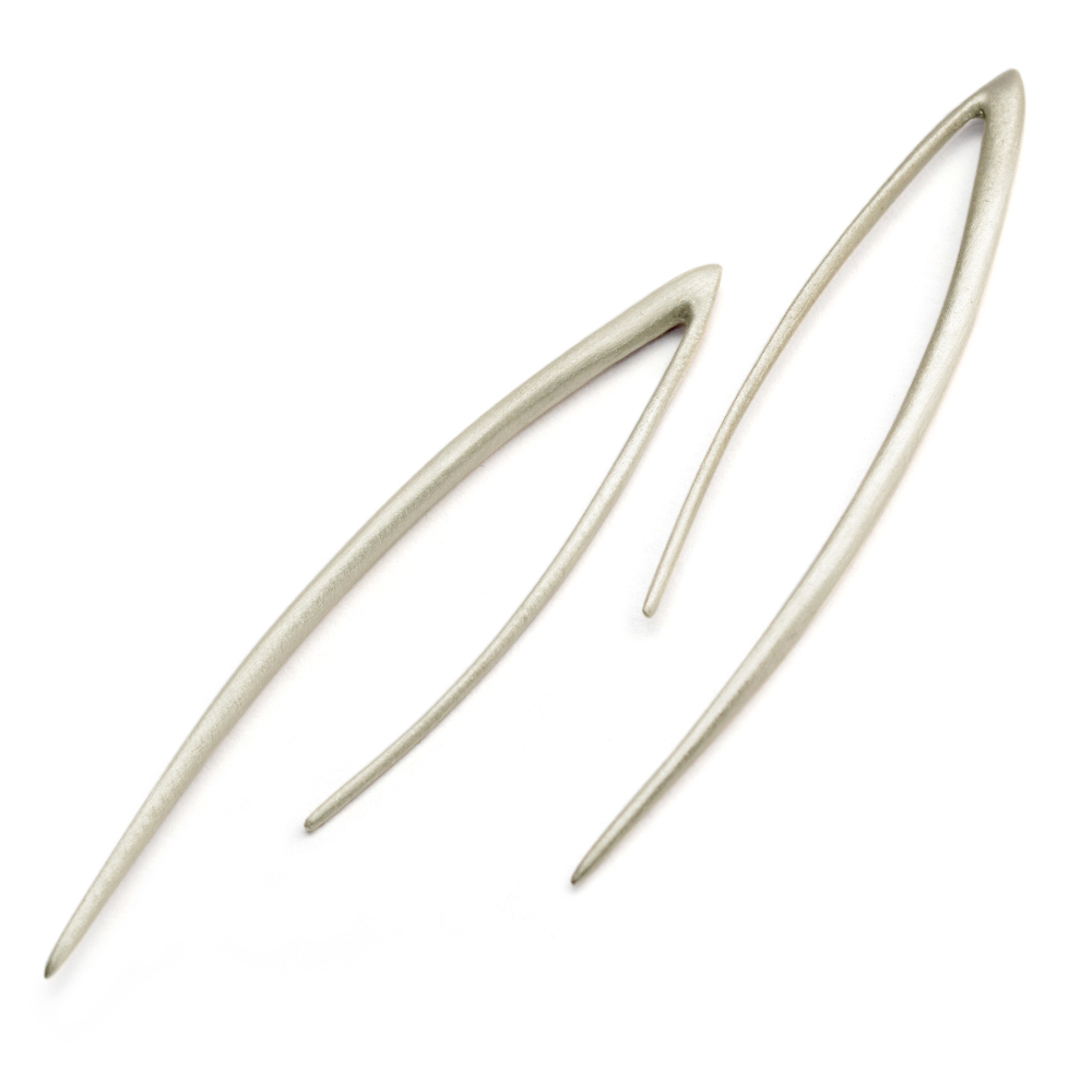 Silver Strand Earrings – Kate Smith Jewellery – KS04S[1]